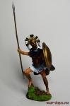 Спартанский военачальник, V в.до н.э.