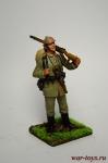 Немецкий пехотинец 1916 - Оловянный солдатик коллекционная роспись 54 мм. Все оловянные солдатики расписываются художником вручную