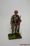 Австрийские десантные войска 1914 г. - Оловянный солдатик коллекционная роспись 54 мм. Все оловянные солдатики расписываются художником вручную