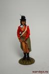 Маркитантка - Оловянный солдатик коллекционная роспись 54 мм. Все оловянные солдатики расписываются художником вручную