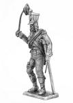 Офицер французской линейной пехоты. 1808-9 год