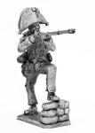 Рядовой испанской линейной пехоты, 1808-1809 г.г.
