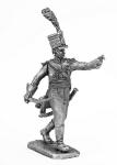 Офицер полка вюртембергских егерей