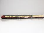 Масштабная модель поезда 1:220 Tee Edelweiss