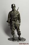 Вторая мировая. Немецкий солдат 90 мм