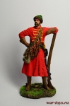 Московский стрелец. Вторая половина 17 века 75 мм