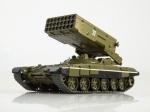 Наши Танки №21, Т-90-ТОС1А