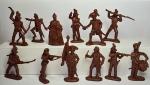 Набор солдатиков №27