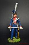 Офицер уланских полков, 1812 Россия