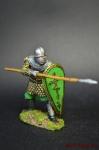 Русский тяжеловооруженный пехотинец, 13 век