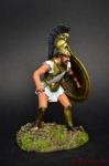 Греция Гоплит в атаке - 5 в до н.э.