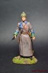 Командир кав бригады - Оловянный солдатик коллекционная роспись 54 мм. Все оловянные солдатики расписываются художником вручную