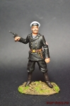 Матрос Железняк - Оловянный солдатик коллекционная роспись 54 мм. Все оловянные солдатики расписываются художником вручную