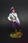 Конвоец атамана Аненкова - Оловянный солдатик коллекционная роспись 54 мм. Все оловянные солдатики расписываются художником вручную