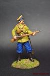 Донской казак - Оловянный солдатик коллекционная роспись 54 мм. Все оловянные солдатики расписываются художником вручную