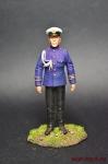 Адьютант в чине лейтенанта флота - Оловянный солдатик коллекционная роспись 54 мм. Все оловянные солдатики расписываются художником вручную