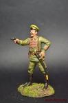 Командир стрелкового взвода - Оловянный солдатик коллекционная роспись 54 мм. Все оловянные солдатики расписываются художником вручную