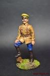 Командир Советско-Таманской армии Ковтюх - Оловянный солдатик коллекционная роспись 54 мм. Все оловянные солдатики расписываются художником вручную