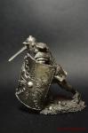 Легионер XXIV легиона, 1-2 вв н.э. - Не крашенный оловянный солдатик. Высота 54 мм