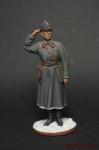 Лейтенант пехоты РККА. 1941 г. СССР
