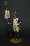 Старший сержант - орлоносец 4-го лин. плк. Франция, 1805