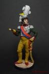 Король Неаполитанский, маршал Франции Иоахим Мюрат. 1810-12 г.г.