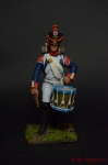 Фузилер барабанщик 42-й полк 1807