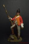 Рядовой конных егерей 1794 год