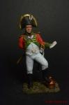 Офицер шведского гренадерского полка 1808-17 год