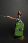 Римский центурион в битве