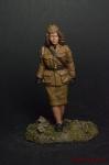 Младший капрал дивизии ПВО, Англия, 1940