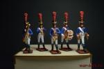 Набор оловянных солдатиков - Музыканты в под коробке - Набор оловянных солдатиков 5 шт. Высота солдатиков 54 мм.