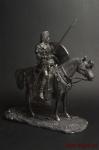 Римский кавалерист, I в. н.э. - Не крашенный оловянный всадник. Масштаб 1:32. Высота всадника 54 мм