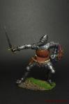 Средневековый рыцарь