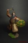 Золотоордынский воин, 14 век