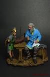 Викинг с сыном