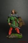 Викинг с мечом 925 г. н.э.