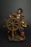 Пират у штурвала, 1865