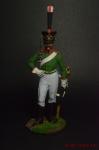 Фейерверкер Лейб-гвардии Конной артиллерии. Россия, 1812-14