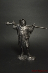 Чешский воин-утраквист с моргенштерном, XV век