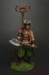 Конан-Варвар - Оловянный солдатик коллекционная роспись 54 мм. Все оловянные солдатики расписываются художником вручную