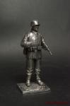 Немецкий солдат,1943-45 гг,С винтовкой и ранцем