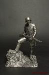 Немецкий солдат,2-ая мировая война,с винтовкой