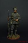 Рядовой пехотного полка. Великобритания, 1914-18