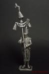Музыкант-бунчуконосец 7-го африк плк неаполит. линейной пехоты