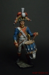 Музыкант. Наполеоновские войны