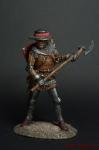 Английский рыцарь - Оловянный солдатик коллекционная роспись 54 мм. Все оловянные солдатики расписываются художником вручную