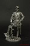 Майор кавалерии Красной Армии, 1939-42 гг. СССР