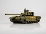 Масштабная модель Наши Танки №39, Т-72Б3 (2016)