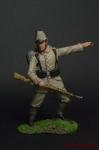 Унтер-офицер 10 егерского полка, Германия, 1914 год